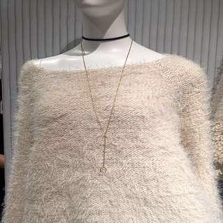 Brand New Auth GU Choker and Long Necklace