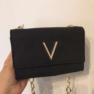Mario Valentino chain bag