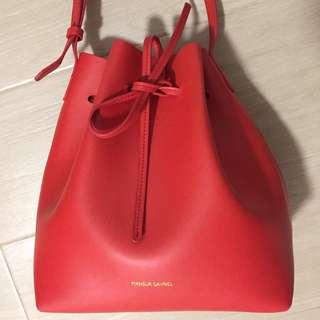 Mansur Gavriel Bucket Bag Replica