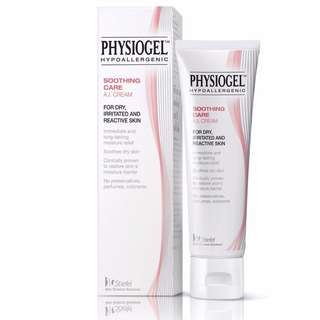 BNIB-Physiogel Calming Relief A.I. Cream - 50 ml: Suitable for atopic eczema-prone skin, babies and children