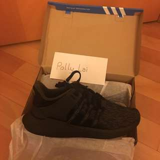 Adidas EQT support Triple Black