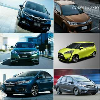 10% downpayment, New Cars from 9.6k dp