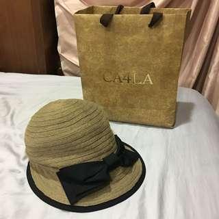 🚚 Ca4LA 日本最潮帽子🎩品牌 氣質蝴蝶結