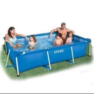 Intex Inflatable Rectangular Pool