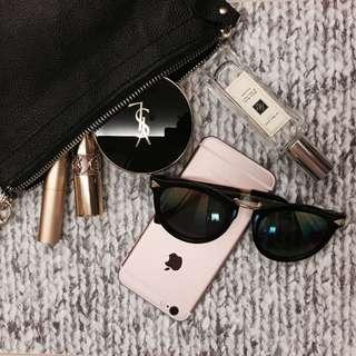 👛手拿包💜有內袋手機iPhone plus✔️🆗