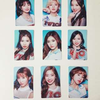 Twice signal lomo photocards set