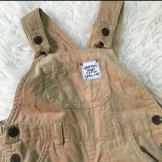 PUMKIN PATCH Overall