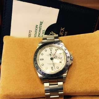 New Arrival Rolex 16570 40mm 大裝 Fullset 888行貨
