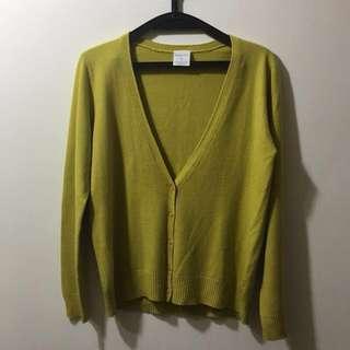 olivedesolive羊毛針織外套