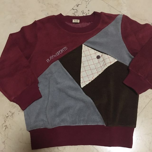 5-6Y Play to Sports Sweater