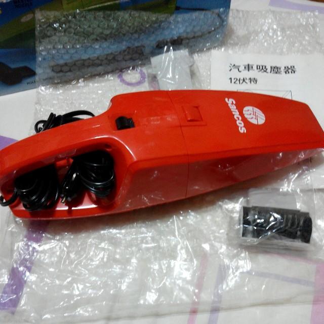 汽車吸塵器