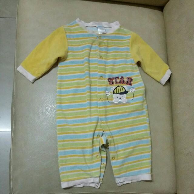 嬰兒連身服