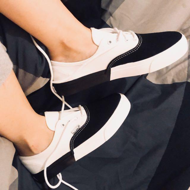 自留款✔️韓版百搭布鞋