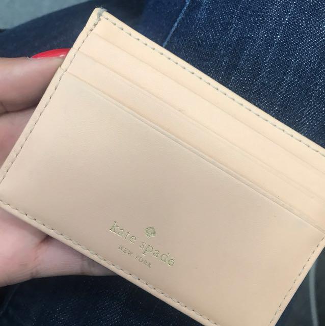 ♠️ Kate Spade card holder