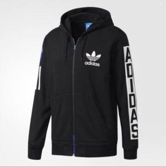 Adidas Originals 連帽外套 吳亦凡款
