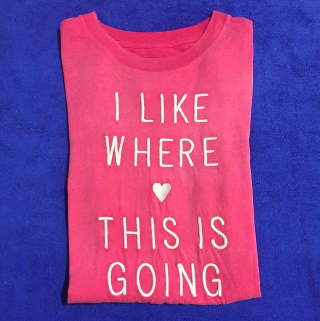 A&F純棉T恤#我的女裝可超取