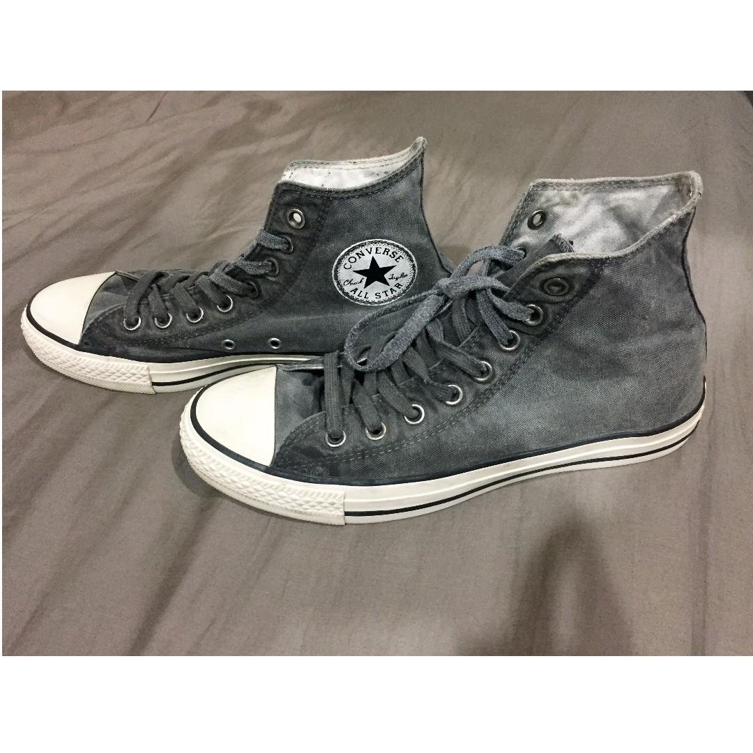 All Star Converse 帆布鞋(男7.5)