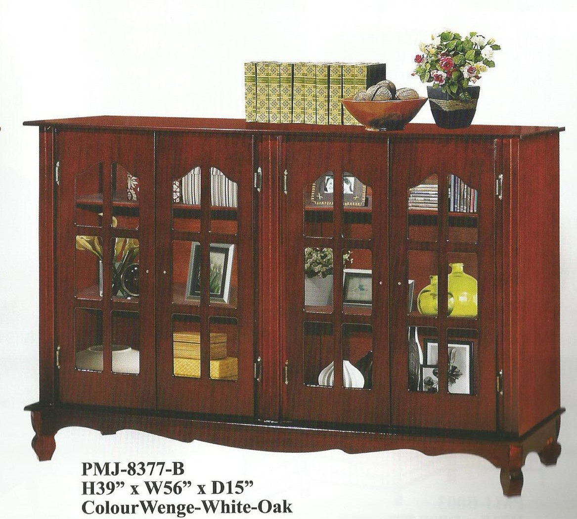 Almari Hiasan Display Cabinet Model 8377 Home Furniture On Carou