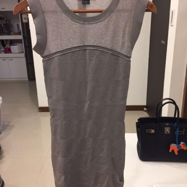 Armani Exchange 全新合身洋裝