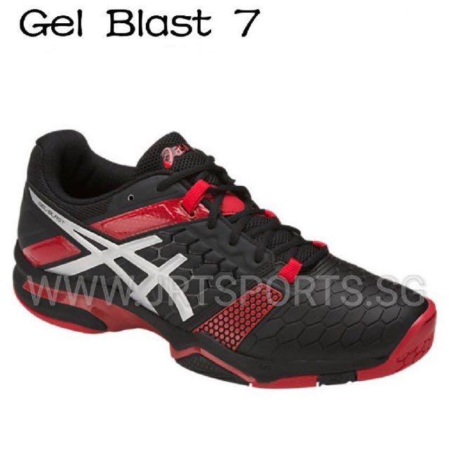 asics blast 7