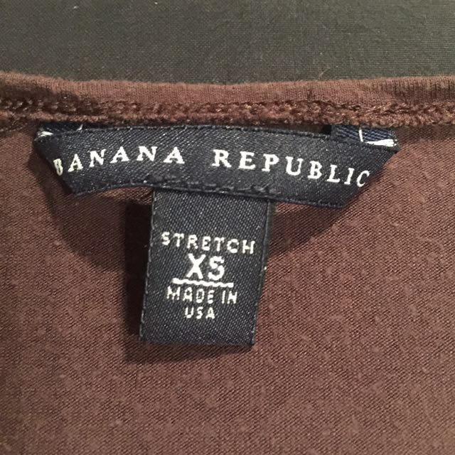 Authentic Banana Republic