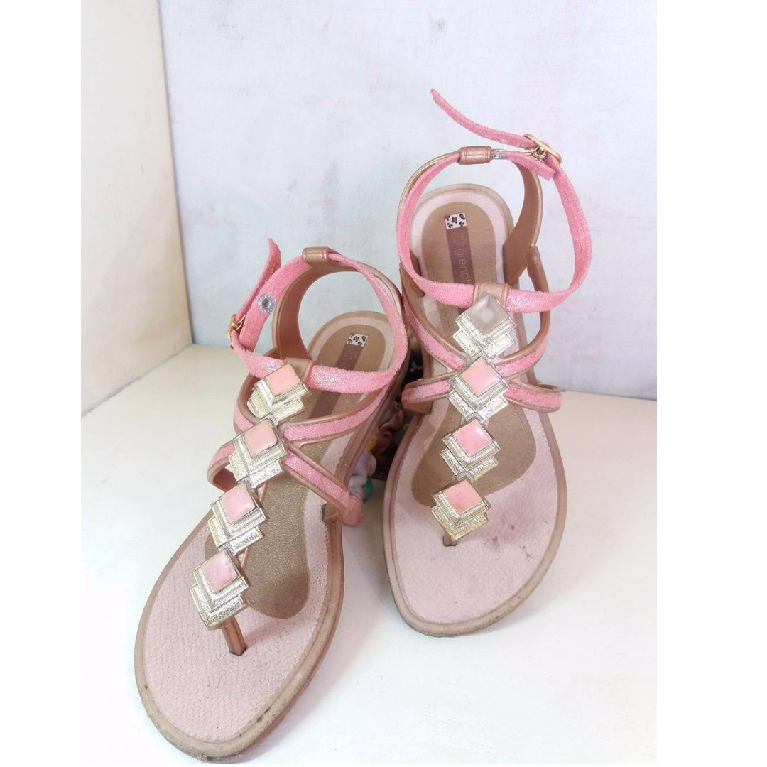 Authentic Grendha Girls Sandals size 2