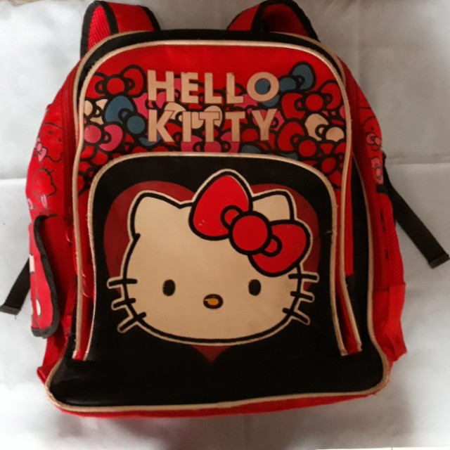 SALE!!!! Authentic Hello Kitty Bagpack