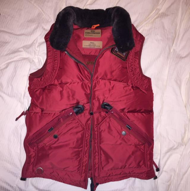Authentic Men's Parajumpers Vest