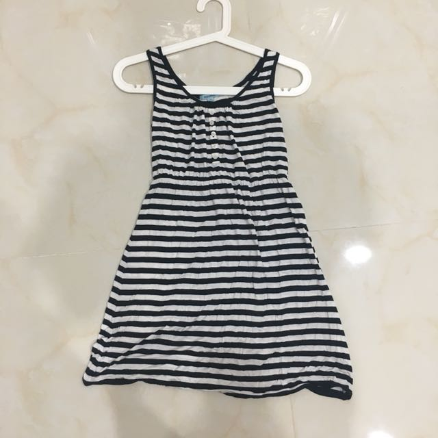 baleno stripe dress