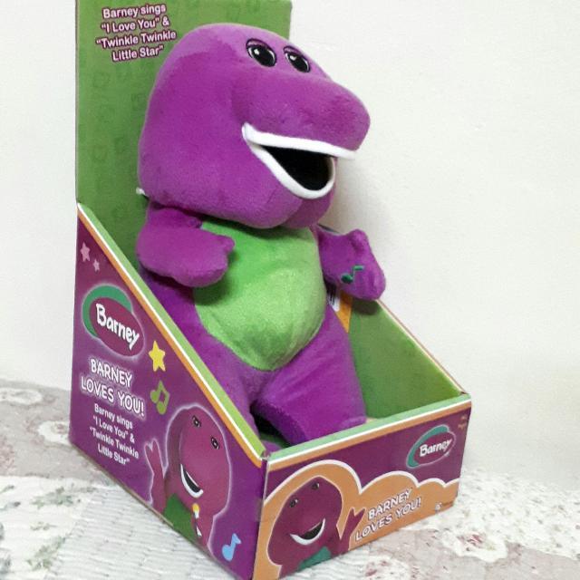 Barney Loves You!
