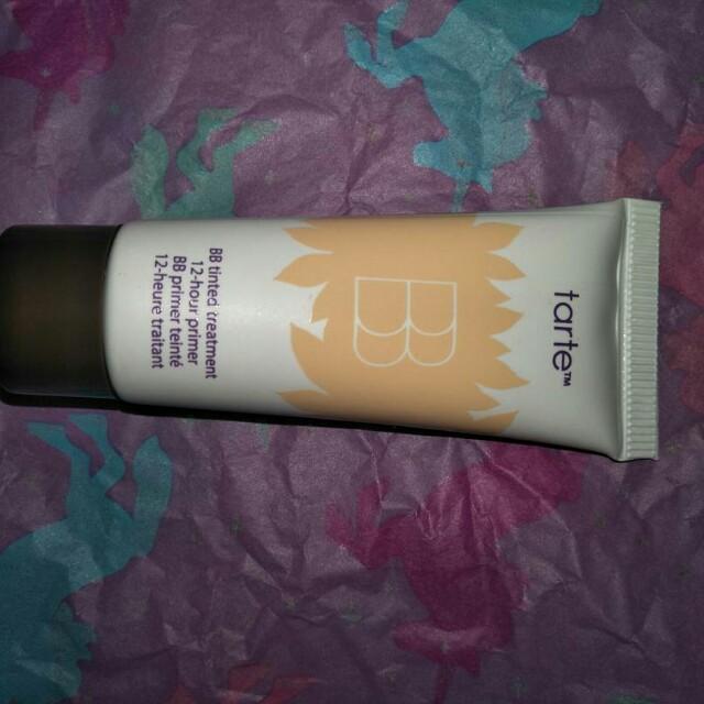 BB Cream & 12 Hour Primer
