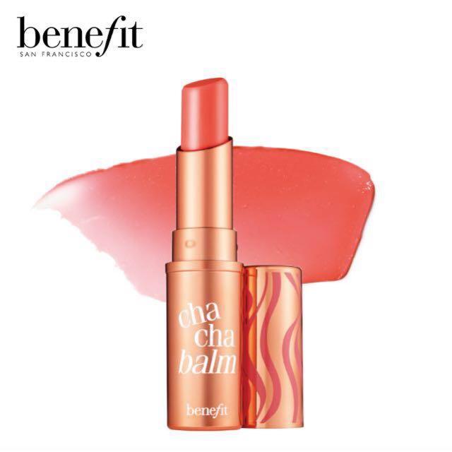 benefit 熱情菲菲潤色唇膏❤️法國製交換聖誕禮物👉🏻專櫃缺貨色