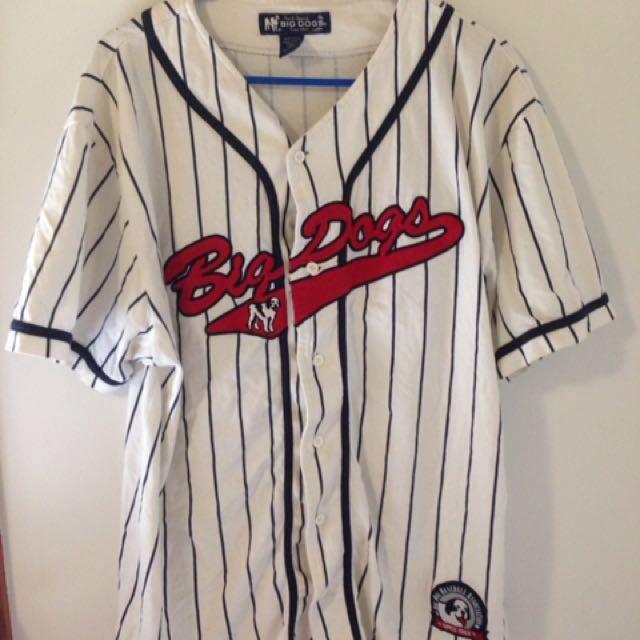 Big Dogs Baseball Shirt