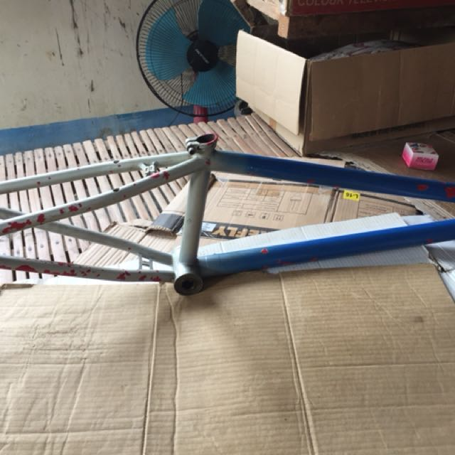 Bmx Eastern Frame, Sports, Bicycles on Carousell