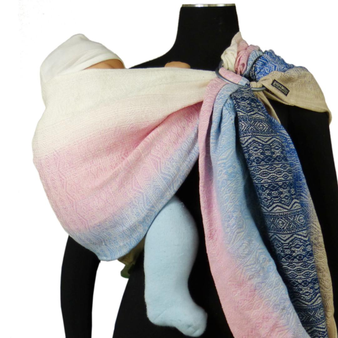 BN DidySling CanAda Hemp-Linen by Didymos (ring sling  baby sling ... c42e81fb4