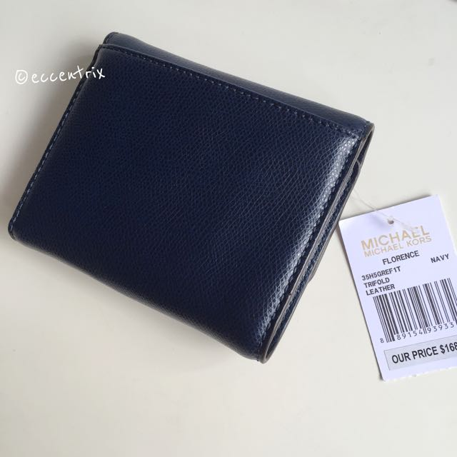 357c24fdae21a0 ... coupon code bn michael kors florence trifold wallet luxury bags wallets  on carousell 811f6 7c6f1 ...
