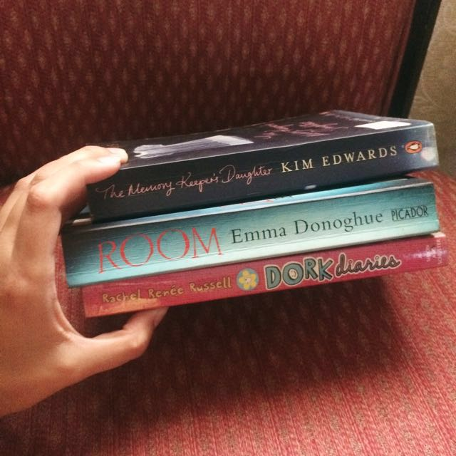Books for PhP80 each