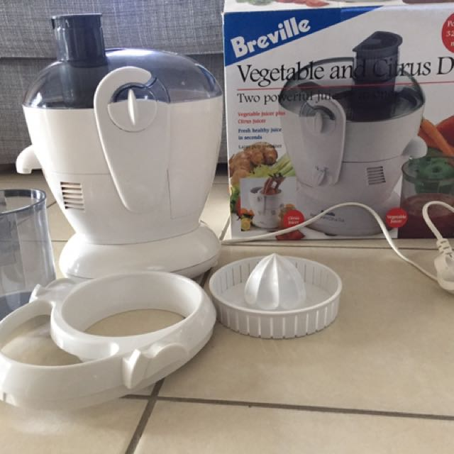 Breville Juicer Citrus Duo