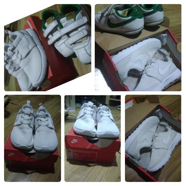 Bundled Nike -Roshe & Cortez