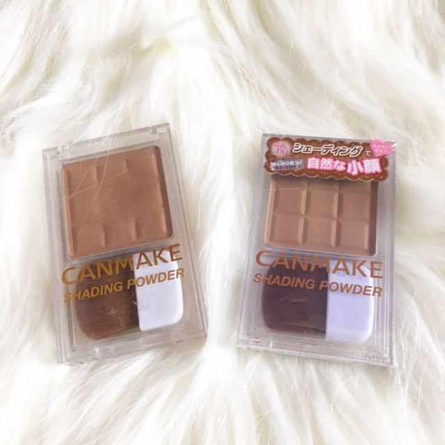 Canmake Shading Powder  Shade no.3