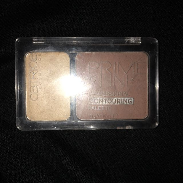 Catrice Prime and Fine Profesional Contouring Palatte