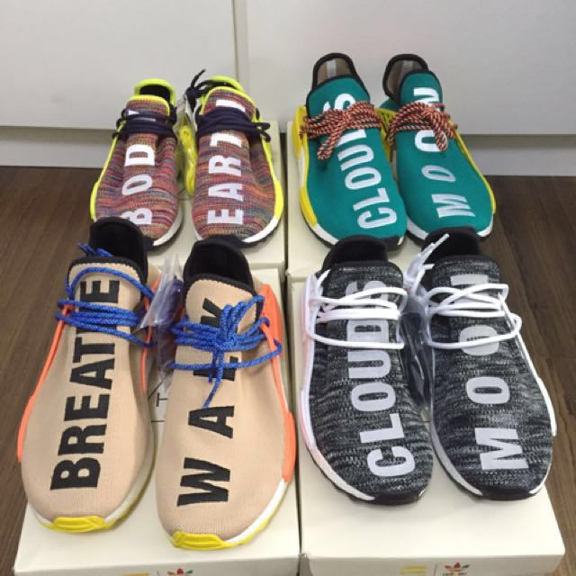 newest 0d4fd 49dde 🔌CHEAPEST🔌HUMAN RACE NMD TR, Men's Fashion, Footwear on ...