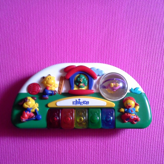 chicco piano