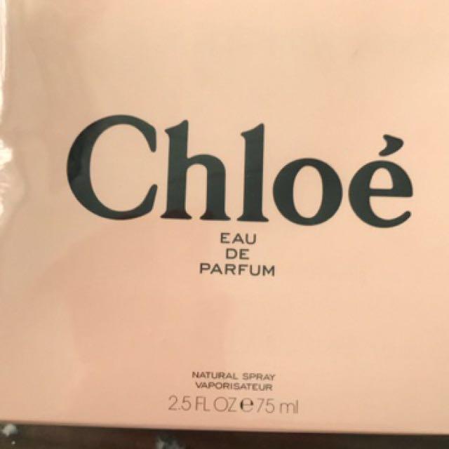 Chloe香水75ml