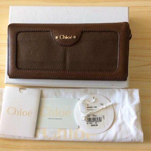 Chloe wallet