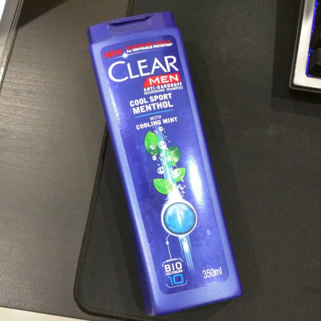 Clear Men Anti-Dandruff Nourishing Shampoo