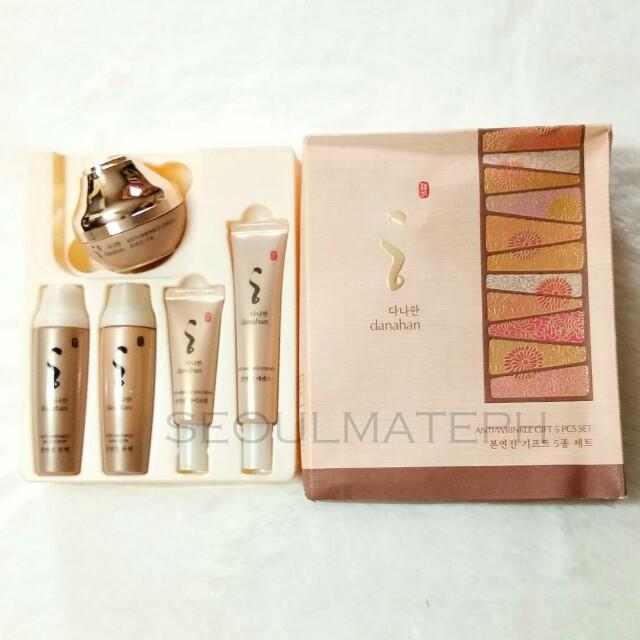 Danahan and RG II Prestige Gift Set (5 items each)
