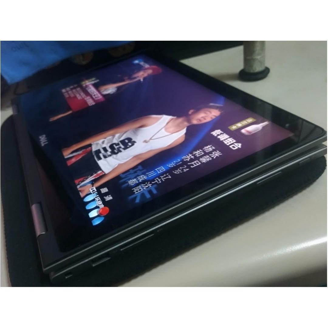 DELL 5378  i5-7200U  觸控 平板 翻轉  x360 yoga 參考