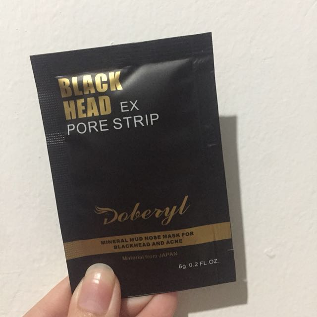 Doberyl Blackhead Nose Strip