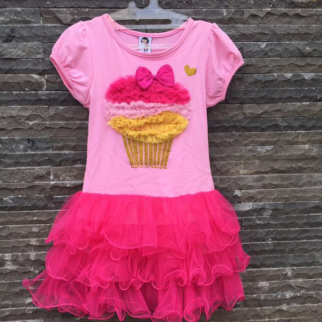 Dress tutu cupcake